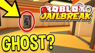 ROBLOX JAILBREAK SECRET GHOST GLITCH!? *SCARY!* (Roblox Jailbreak New Update)