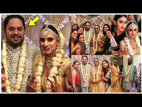 Best Moments Of ISHQBAAZ Fame Additi Gupta Wedding | Drashti Dhami | Krystle Dsouza