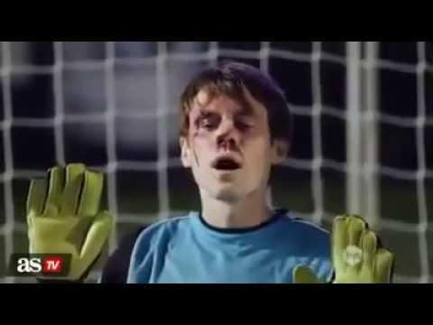 VIDEO GRACIOSOS DE FUTBOL!!