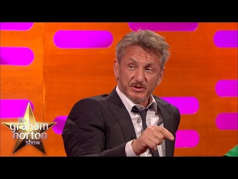 "Sean Penn ""Threatens"" His Daughter's Date - The Graham Norton Show"