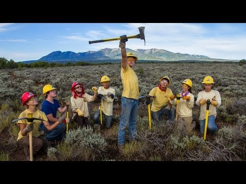Faces of the Canyon Country Youth Corps