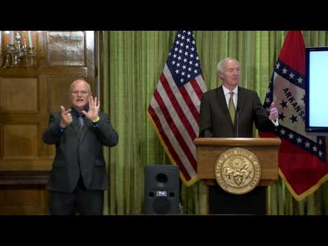 LIVE: Governor Hutchinson Provides COVID-19 Update to Media (04.07.20)