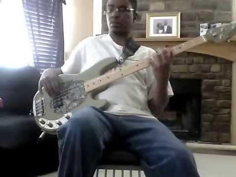 American Girl Bass Cover