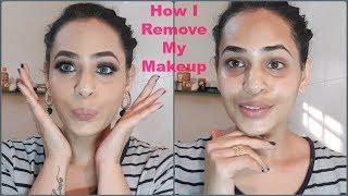 How I Remove My Makeup