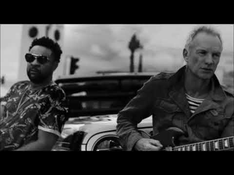 Sting & Shaggy - Don't Make Me Wait ( Darius Rose Re-Edit )