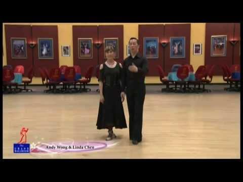 Silver Paso Doble Routine Ballroom Dance Lesson