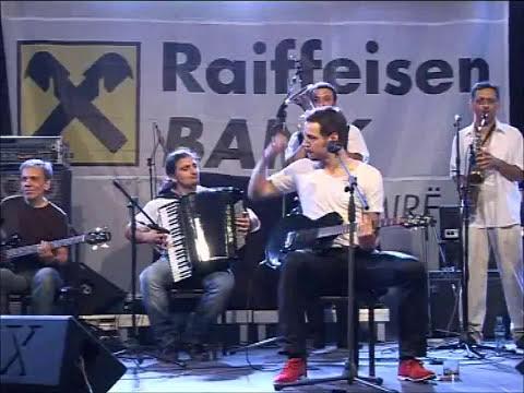 Dren Abazi & Zig Zag Orchestra - O MOJ TI ME SYTE E ZI  (LIVE)