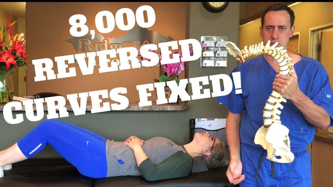 How to correct the curvature of the spine at home: exercises 45