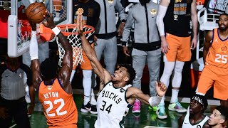 Inside The Greatest NBA Finals Block In History With Giannis Antetokounmpo