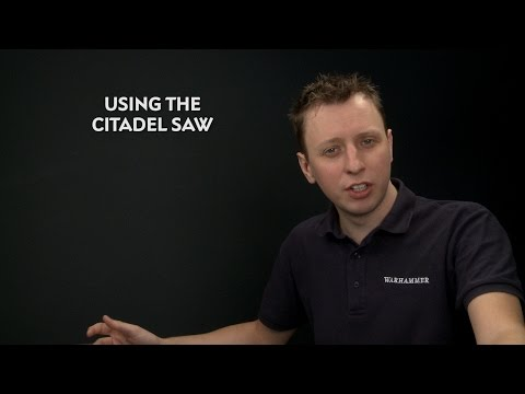 WHTV Tip of the Day - Using the Citadel Saw.