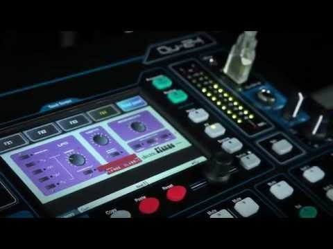 Qu-24 30 in / 24 out Digital Mixer