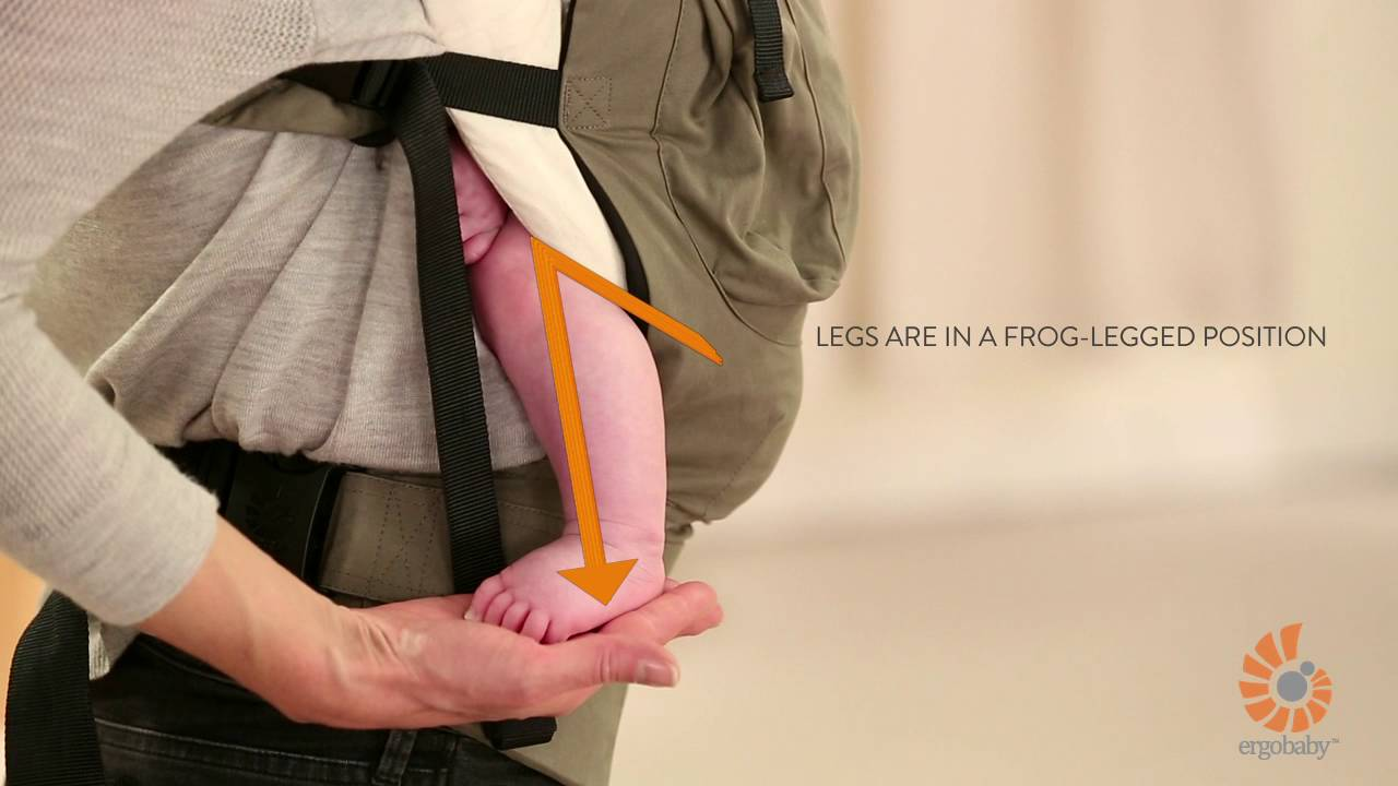 Buy ergo baby carrier instructions newborn.