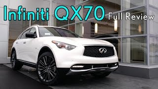 2017 Infiniti QX70: Full Review | 3.7, Premium, Technology, Sport & Limited
