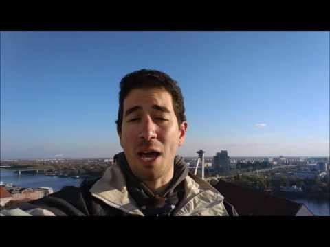 Day 28: Eurovelo 6 Vienna-Bratislava