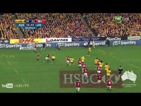 Lions Tour 2013: Highlights from the third Test