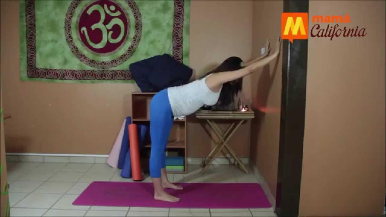 Ejercicios de yoga para embarazadas en casa youtube - Ejercicios yoga en casa ...