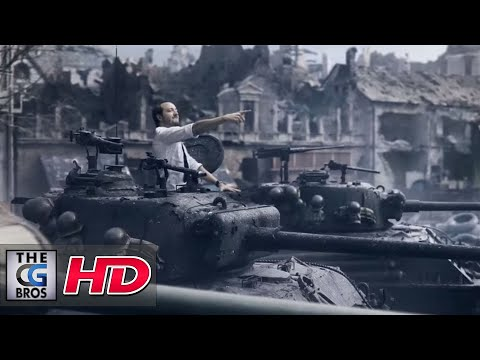 CGI VFX Spot HD: World of Tanks - by Unit Image