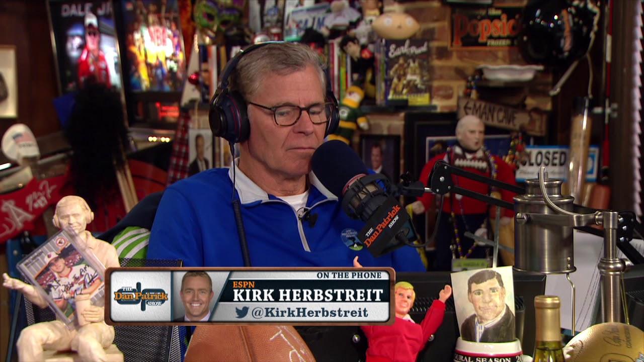 ESPN's Kirk Herbstreit discusses USC QB Sam Darnold (9/11/17 ...