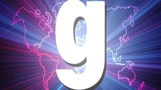 Обзор аддонов Gmod - Лазерное шоу