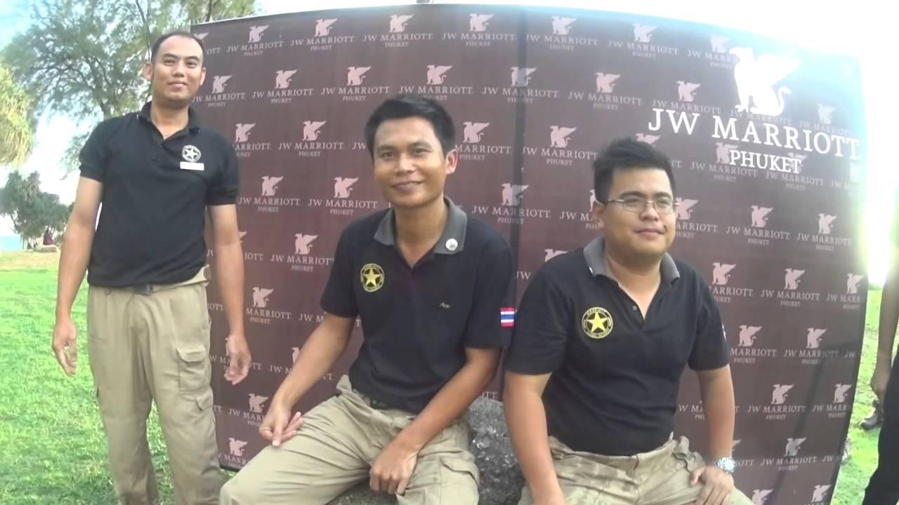 JW Marriott Phuket Resort & Spa, Loss Prevention Southern Thailand ...