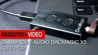 khui hop cambridge audio dacmagic xs - wwwmainguyenvn