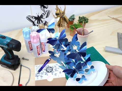3 easy Insect Decoration DIY ideas with Assembli Insects