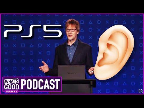 PS5 Reveals Tech Specs - What's Good Games (Ep. 149 )