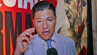 Ray Flores: I Want To See DEONTAY WILDER vs. ANDY RUIZ!!  -  Gives His Boxing Wish List
