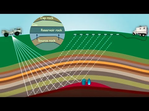 Oil and Gas Exploration Techniques