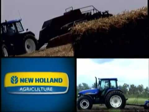 Fiat Industrial   NEW HOLLAND AGRICULTURE