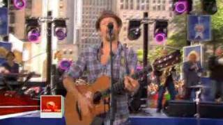 Make it mine live @ The Today Show.