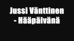 Jussi Vänttinen - Hääpäivänä