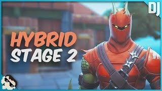 Hybrid Skin Stage 2 - Season 8 Battle Pass! (Fortnite Battle Royale)