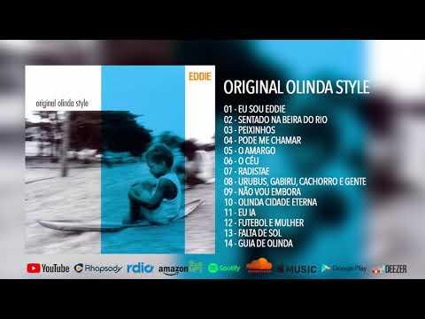 Banda Eddie - Original Olinda Style - (Full Album)