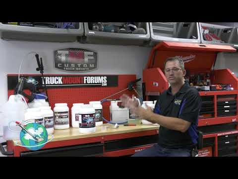 Bio Pro10K enzyme prespray on steroids for pro carpet cleaners!