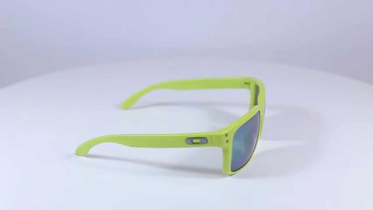 a25d12131e Oakley Holbrook Heaven Earth Collection Matte Fern Jade Iridium Polarized  OO9102-72- gimpexsport.eu