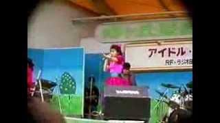 アクティブ・ハート:酒井法子(向ヶ丘遊園フラワーステージ)