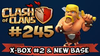 CLASH OF CLANS #245 ★ NEXT X-BOW & NEUE BASE ★ Let's Play COC