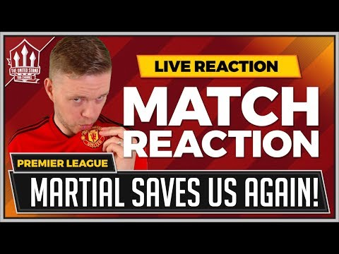 Goldbridge | MARTIAL Saves MOURINHO! Manchester United 2-1 Everton