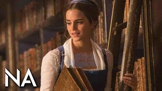 Emma Watson is Magical in New Beauty and the Beast Stills