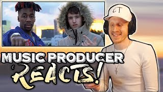 Music Producer Reacts to Quadeca x Dax - WAR
