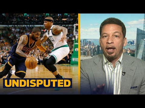 Chris Broussard explains why the Cavaliers won the Kyrie Irving - Isaiah Thomas trade | UNDISPUTED
