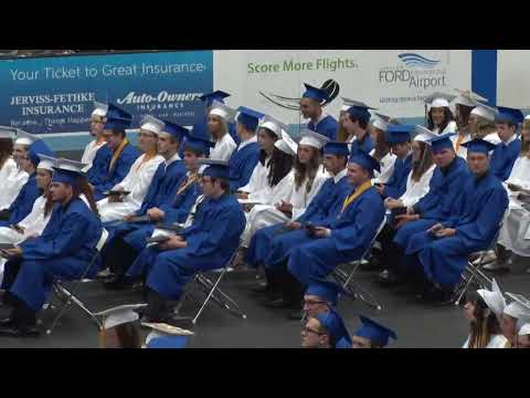 Oakridge High School Graduation