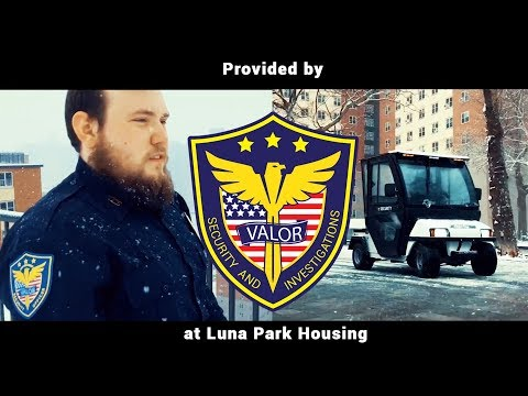 Valor Security at Luna Park Housing, Brooklyn