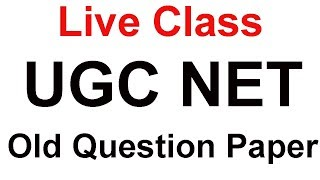 Youtube Live Classes Of UGC NET 2018 || K/A to PhD MPhil CGPSC SSC