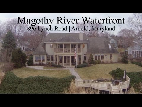896 Lynch Drive, Arnold, MD 21012 - Annapolis Area Waterfront