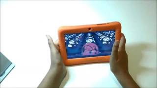 Dragon Touch Y88X  7-Inch Quad Core Kids Tablet  review
