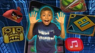 LETS PLAY ROBLOX ESCAPE THE IPHONE 7 GAMING WITH NIK & REALISTIC GAMING - BEST ROBLOX GAMES FOR KIDS