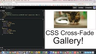 Smooth CSS Cross-Fade with no JavaScript