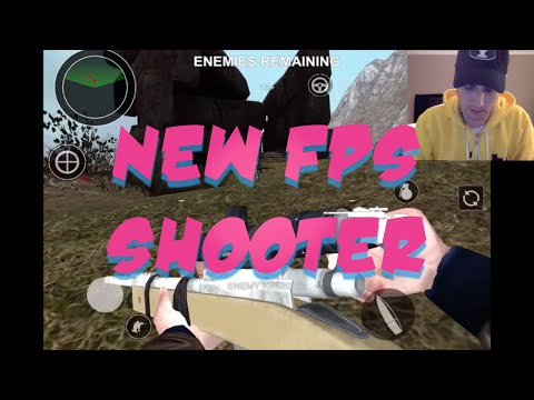 New Mobile FPS - Bullet Force Review!